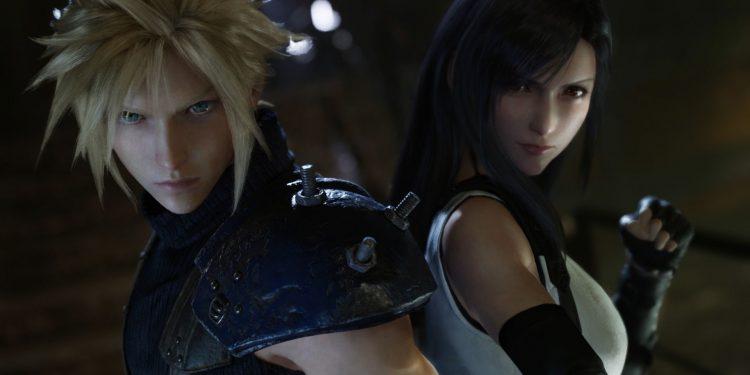 Final Fantasy VII Remake Sistem Gereksinimleri Turuncu Levye