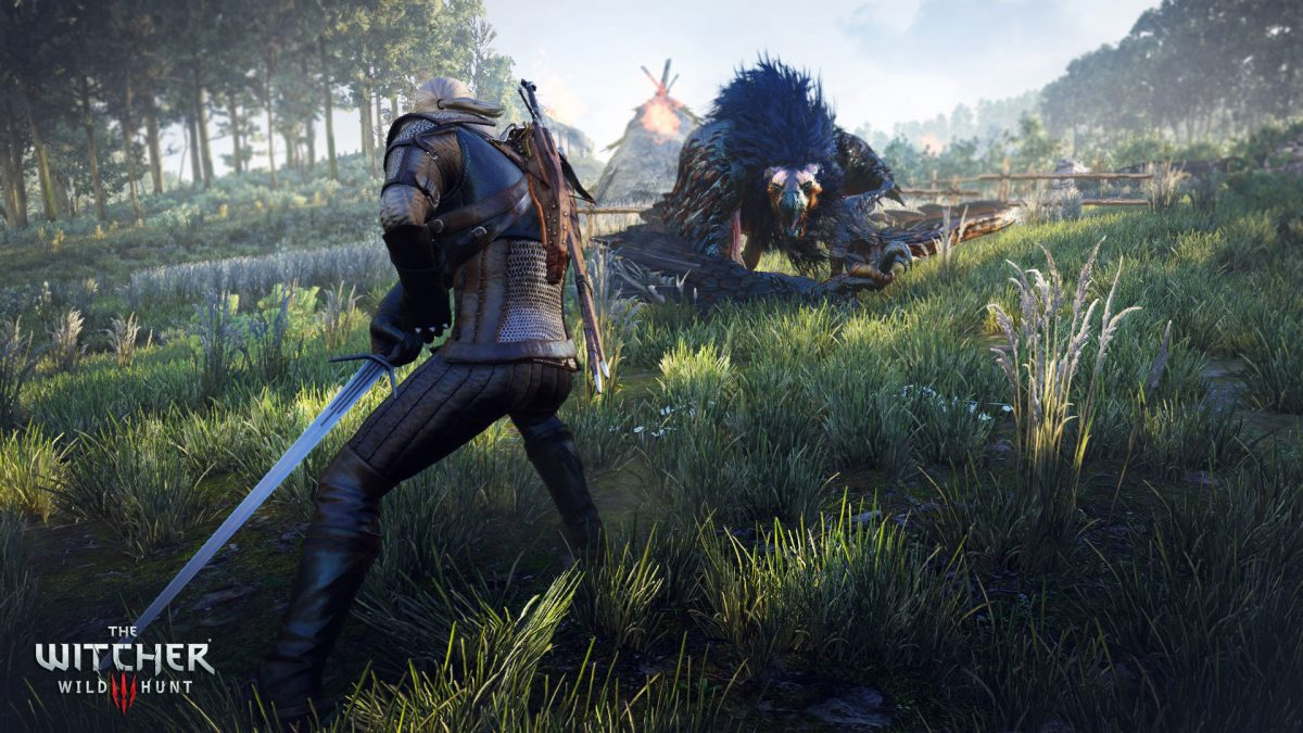 The Witcher 3: Wild Hunt Sistem Gereksinimleri (PC) Turuncu Levye
