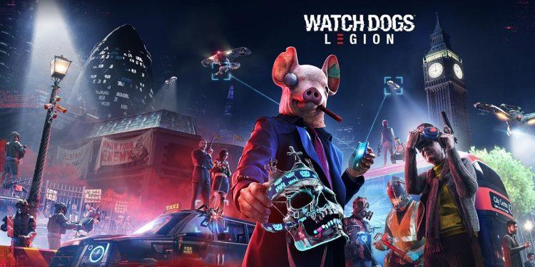 Watch Dogs: Legion Sistem Gereksinimleri