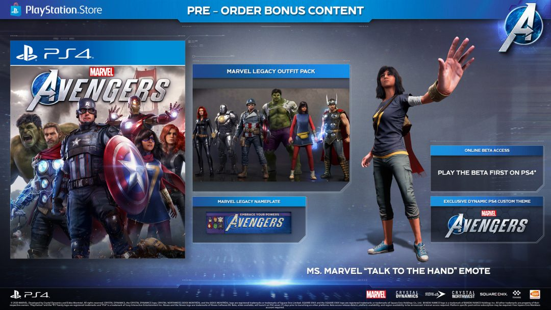 Marvel's Avengers Hakkında Merak Edilen Her Şey