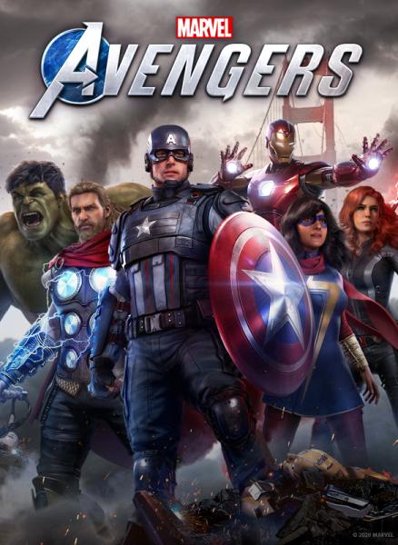 Marvel's Avengers Ön Siparişe Açıldı!