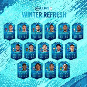 FIFA 20 Ultimate Team Kış Güncellemesi