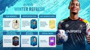 FIFA 20 Ultimate Team Kış Güncellemesi Objektive