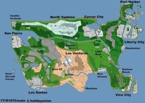 GTA 6 Haritası Nasıl Olacak?