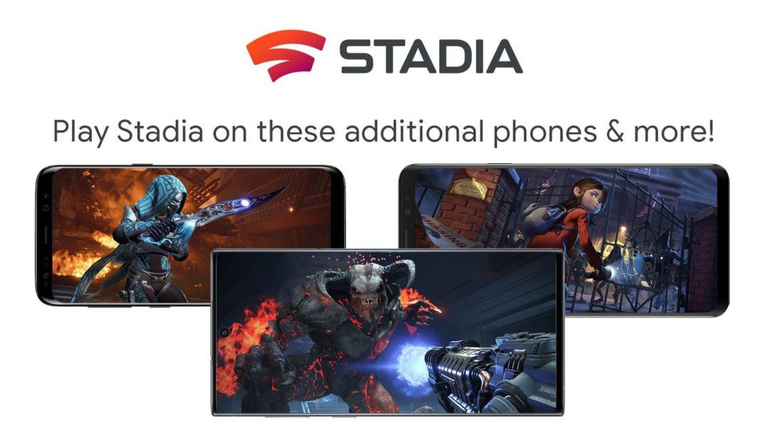 Google Stadia Mobil Cihazlara Geliyor!