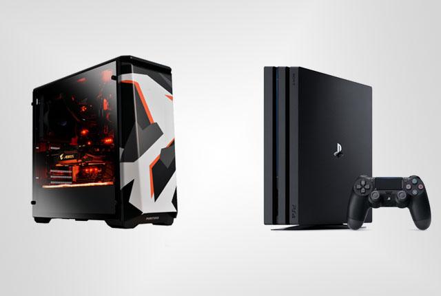 PC Yerine PlayStation Tercih Etmek İçin 5 Neden!