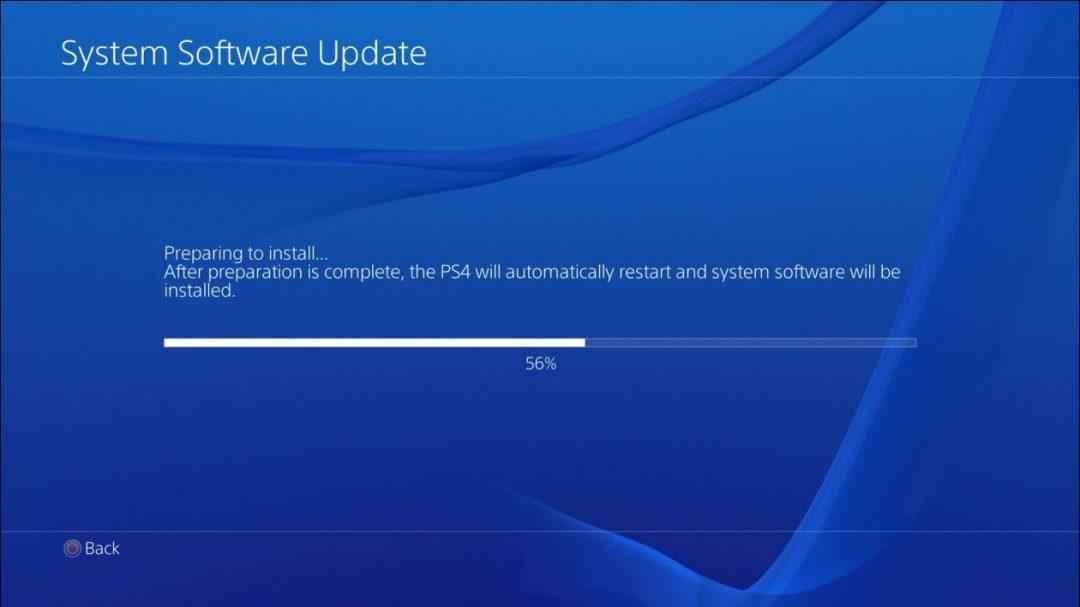 PlayStation 4 7.50 Güncelleme Detayları