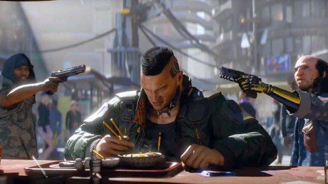 Xbox Kullanıcılarına Cyberpunk 2077 Sürprizi!