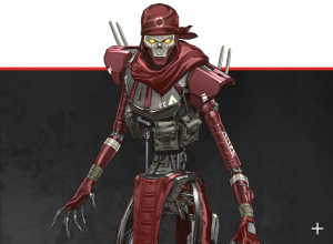 Apex Legends karakteri revenant