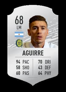 fifa20 En Hızlı Oyuncular Aguirre