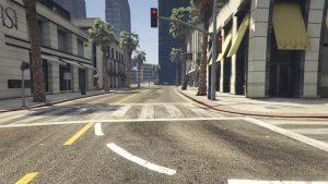 GTA 5'te Sokağa Çıkma Yasağı - 5