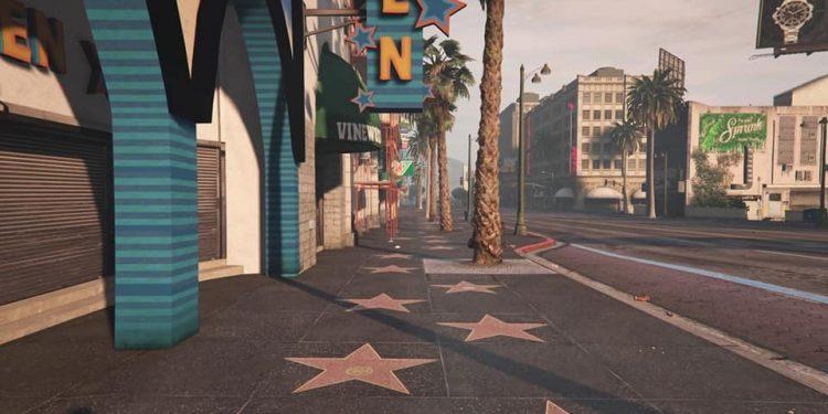 GTA 5'te Sokağa Çıkma Yasağı