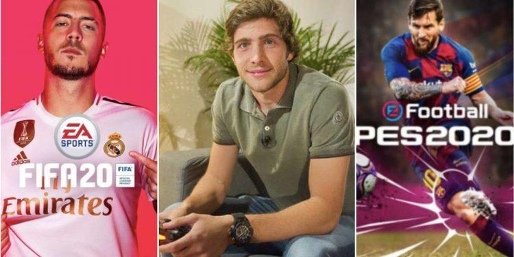 Konami Barcelona'nın FIFA 20 Turnuvasına Katılmasını Engelledi TuruncuLevye