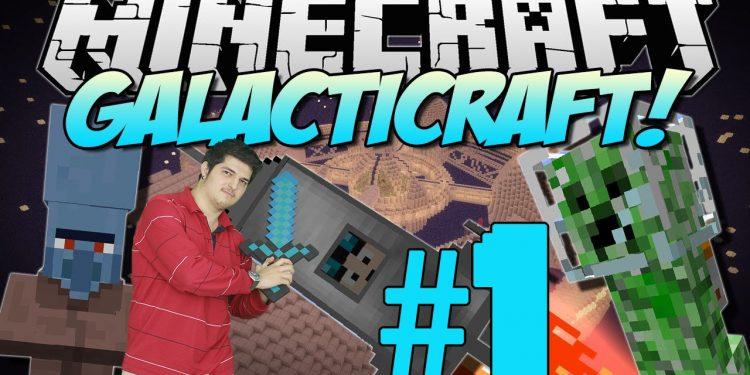 Lapito's Galacticraft minecraft video
