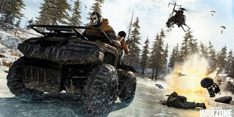 Call Of Duty: Warzone Yeni Yama