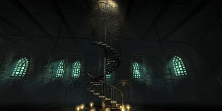 En İyi Korku Oyunları Amnesia: The Dark Descent