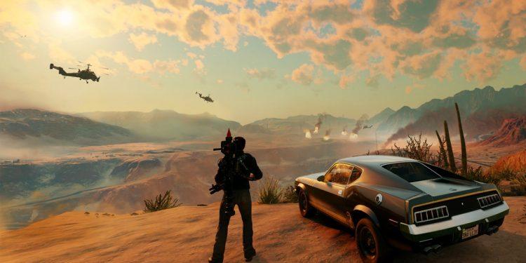 Just Cause 4 ücretsiz epic games store