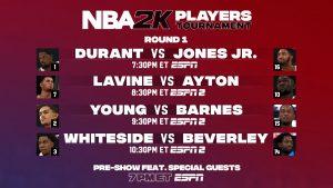 NBA Oyuncularının 2K20 Maçları Nasıl Canlı İzlenir?-