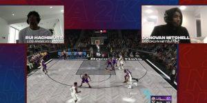NBA Oyuncularının 2K20 Maçları Nasıl Canlı İzlenir?--