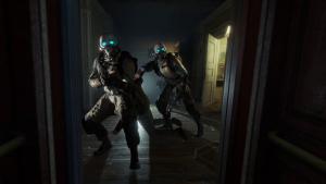 VR'sız Half Life: Alyx