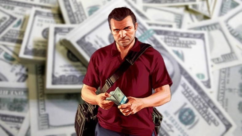 GTA 5 Online $500.000