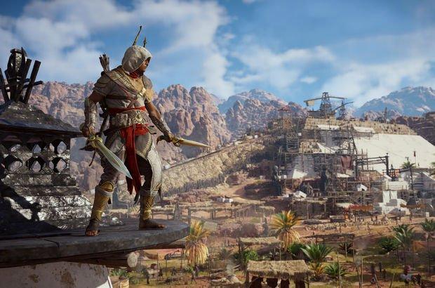 Assassin's Creed kronolojik sıra