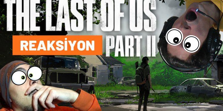The Last of Us Part 2 Oynanış Videosu