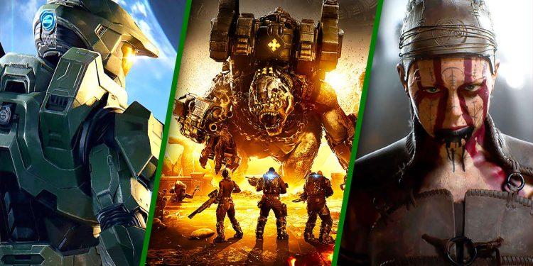 Inside Xbox yayınında gösterilen oyunlar