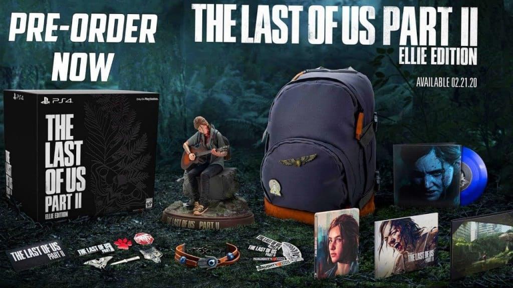 The Last Of Us Billie Paketi