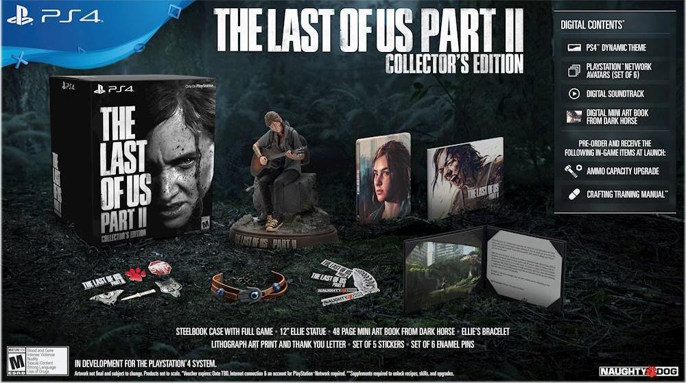 The Last Of Us Koleksiyoner Paketi 2