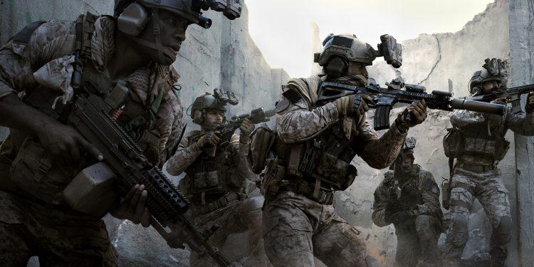 CoD: Modern Warfare Sezon 4 Yeni Silahları Sızdı