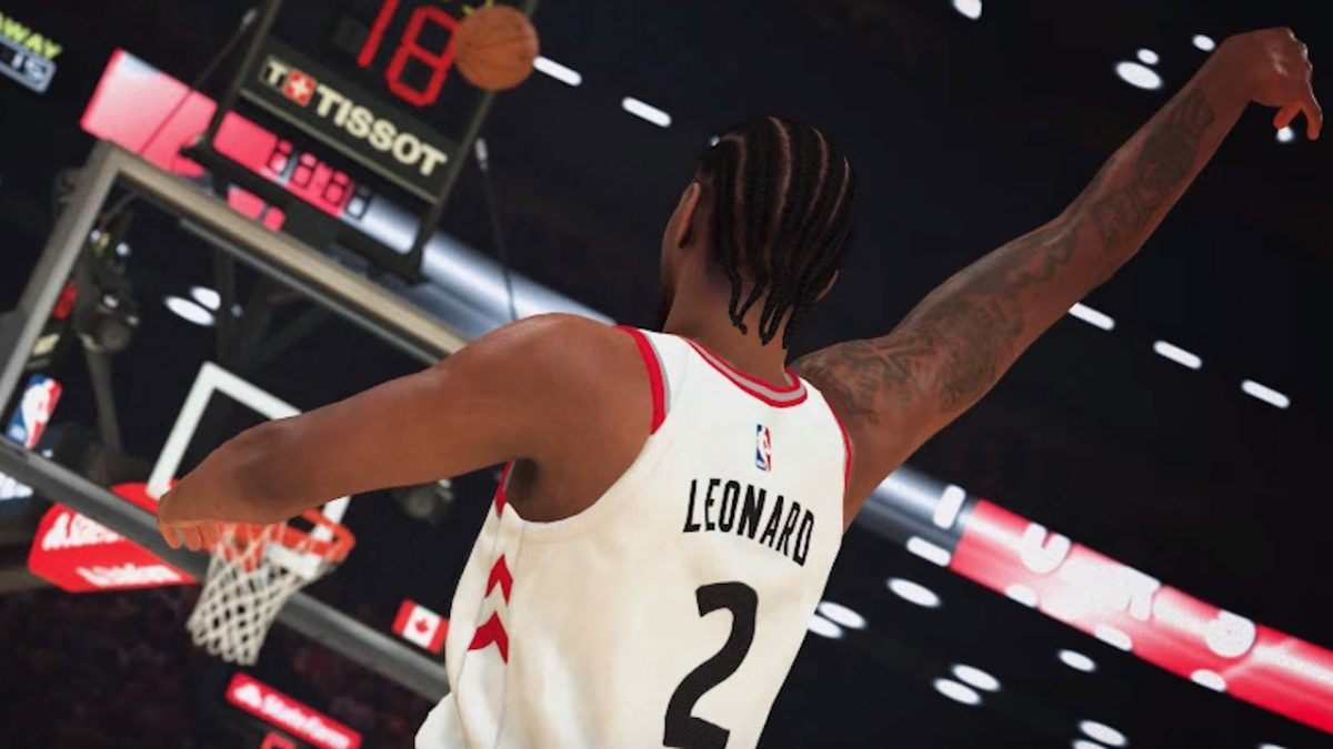 NBA 2K20 Nintendo Switch