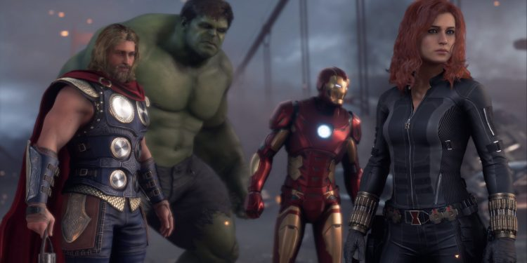 THQ The Avengers