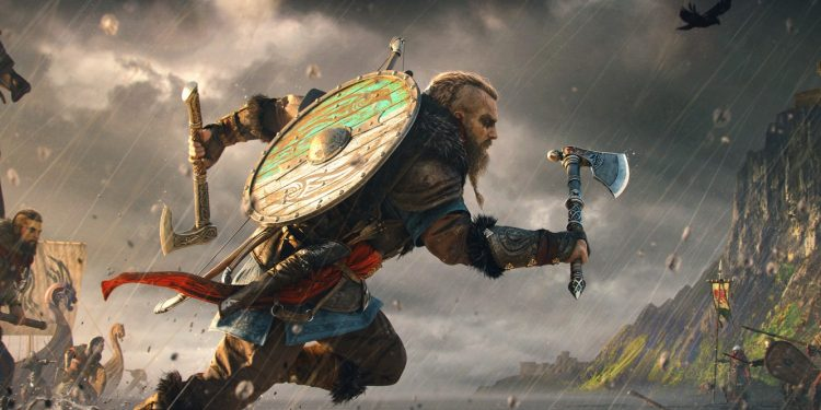 Assassin's Creed Valhalla Oynanış Videosu
