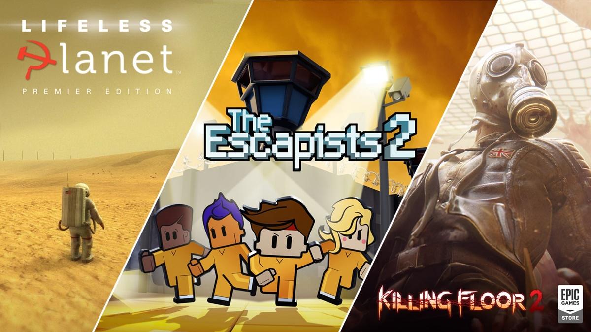 Epic Games Store'da 3 oyun ücretsiz 2