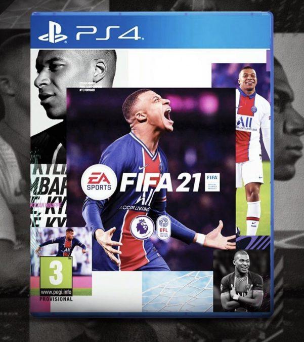 """FIFA 21'in Kapak Yüzü Belli Oldu! """"Kylian Mbappe"""" 3"""