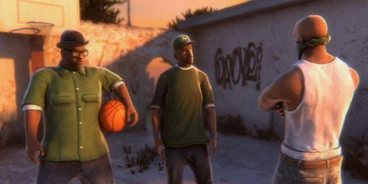 GTA: San Andreas Unreal Engine 4