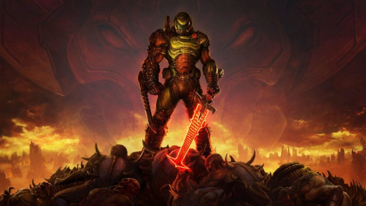Doom Eternal Xbox Game Pass