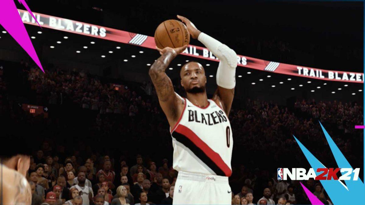 En iyi NBA2K21 oyuncuları Lillard
