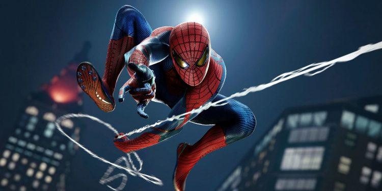 Marvel's Spider Man Remastered