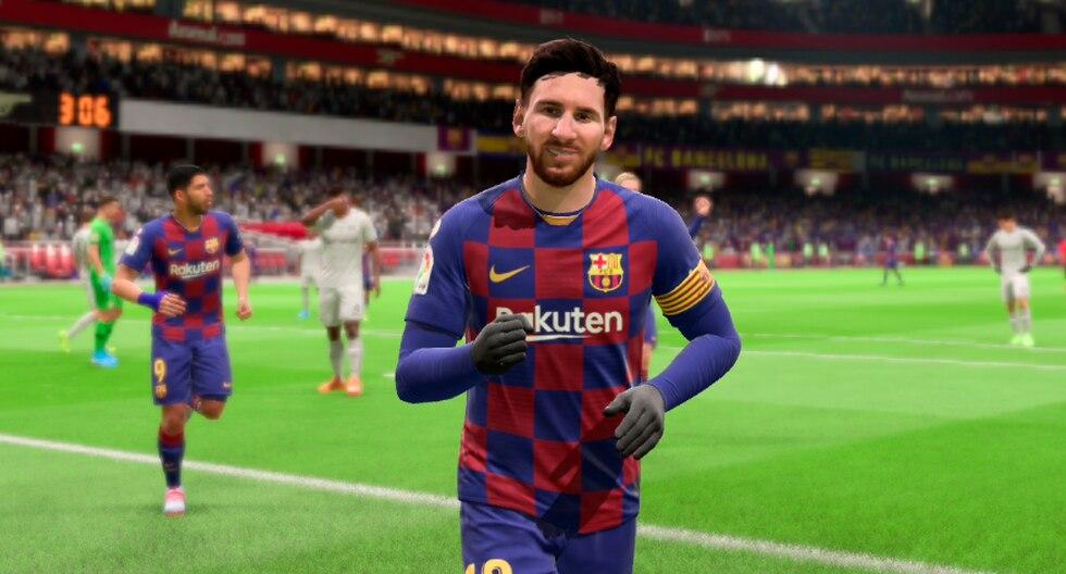 FIFA 21 En İyi Oyuncular!-4 messi