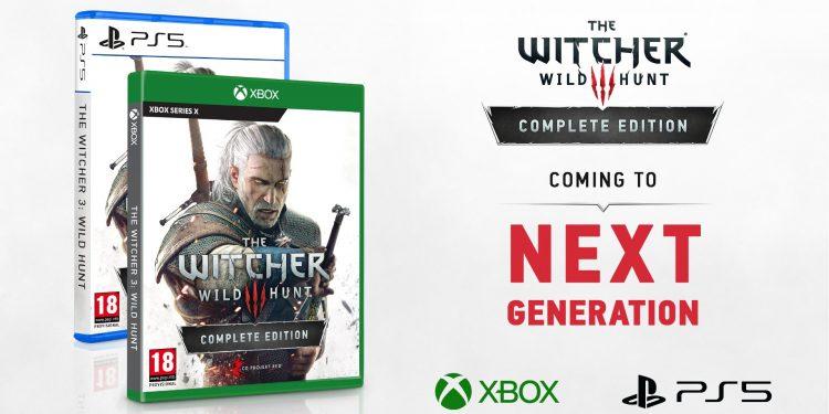 Witcher 3 Yeni nesile geliyor