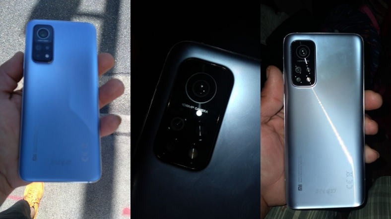 Xiaomi Mi 10T ve Mi 10T Pro