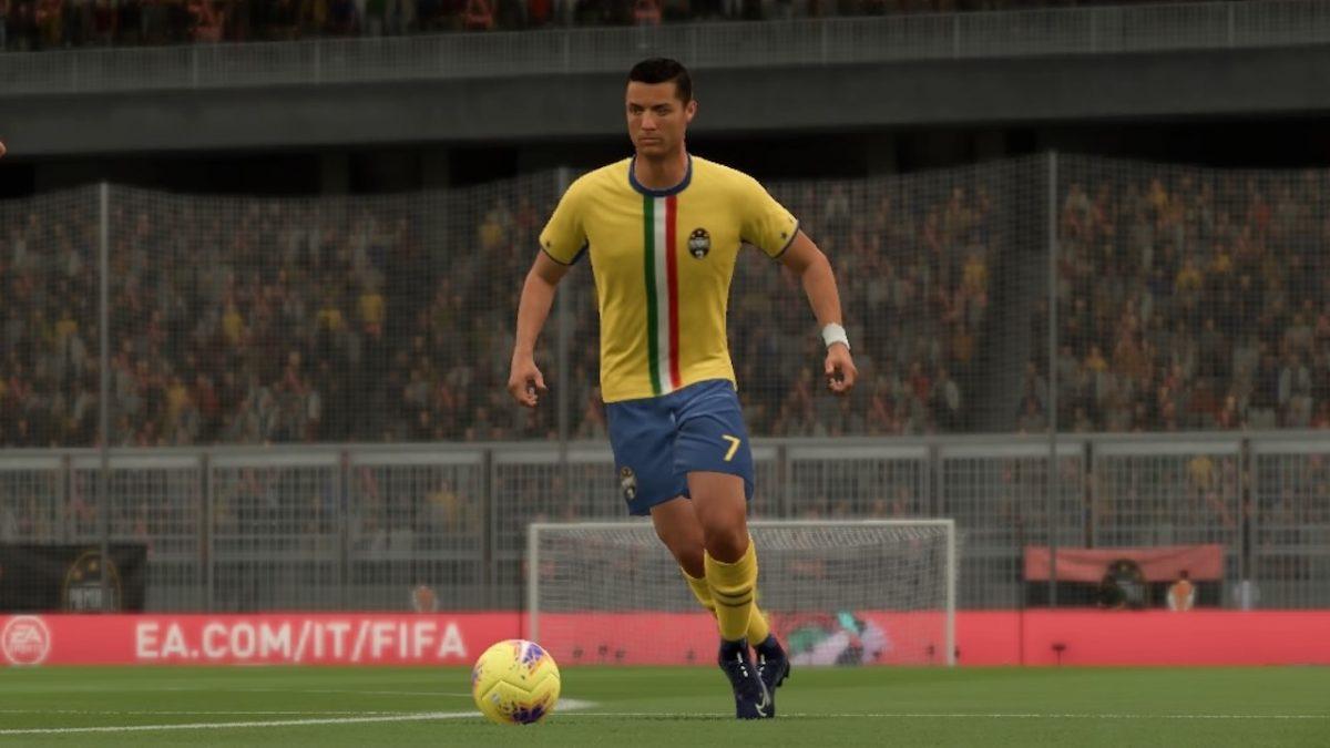 FIFA 21 En İyi Oyuncular!-4 cr7