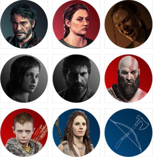 Ücretsiz PSN avatarları