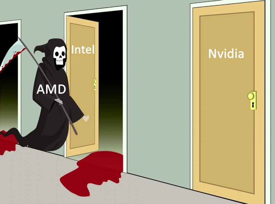 AMD Radeon 6000 NVIDIA