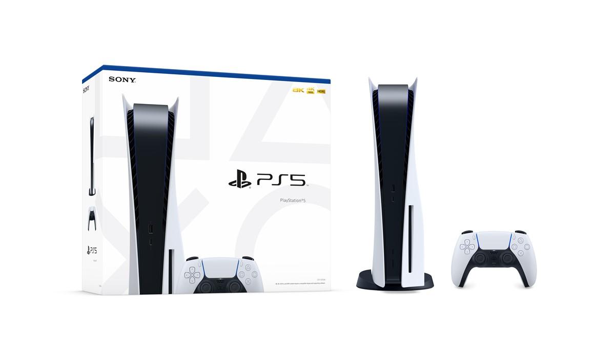 Sony PlayStation 5 (PS5) Kutu İçeriği