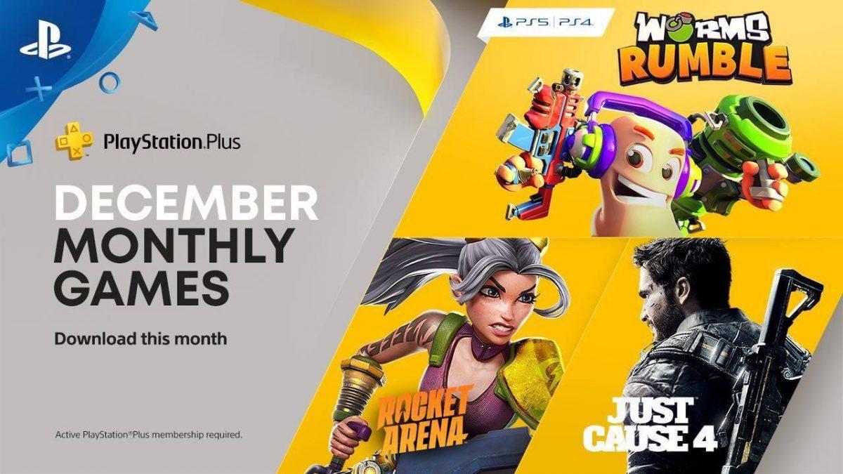 PS Plus Aralık 2020 Oyunları