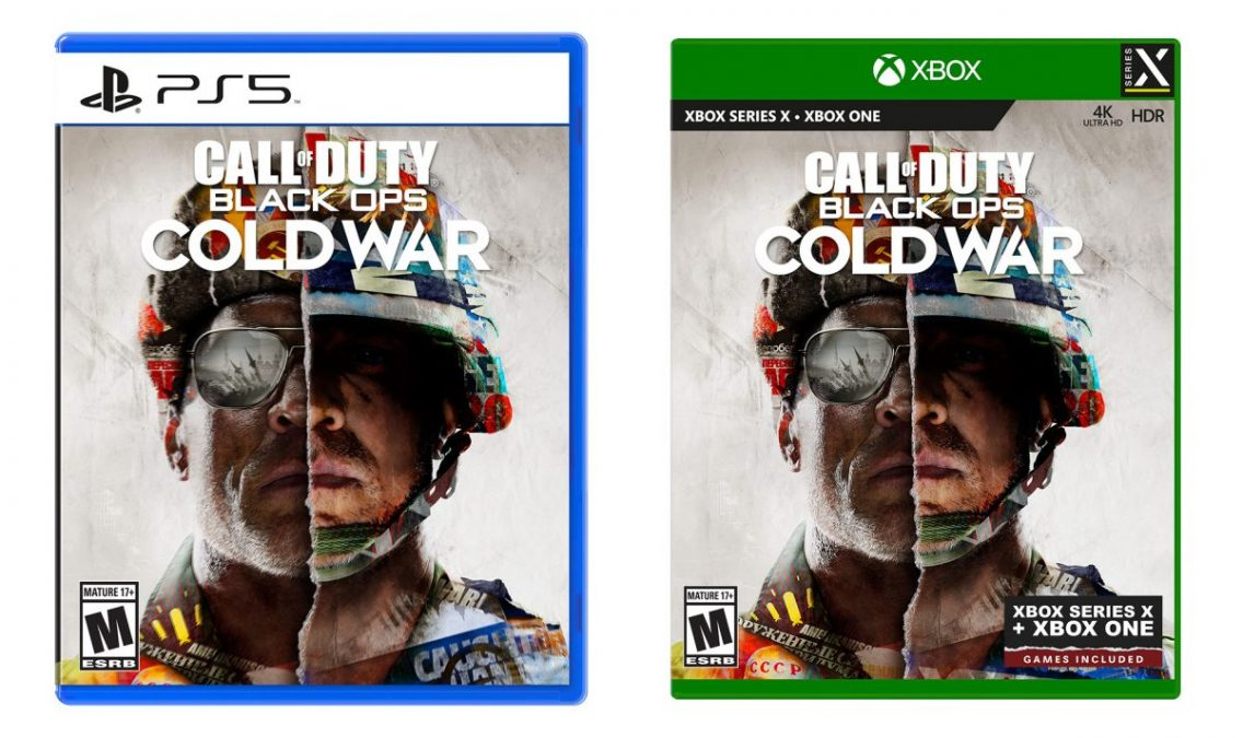 Call Of Duty: Black Ops Cold War İnceleme kutu