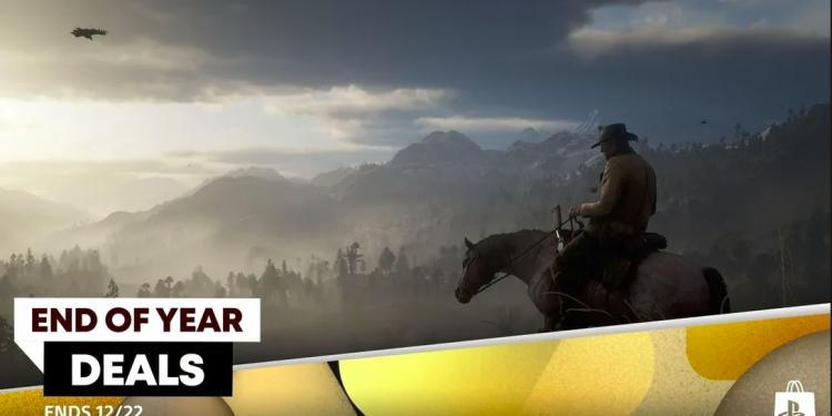 PlayStation Store'da Yıl Sonu İndirimleri Başladı!